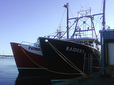 Tichon Seafood Fishing Vessels